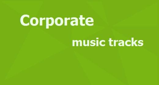 Corporate, motivate music tracks