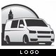 Van Rental Logo - GraphicRiver Item for Sale
