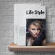 Life Style Magazine Template - GraphicRiver Item for Sale