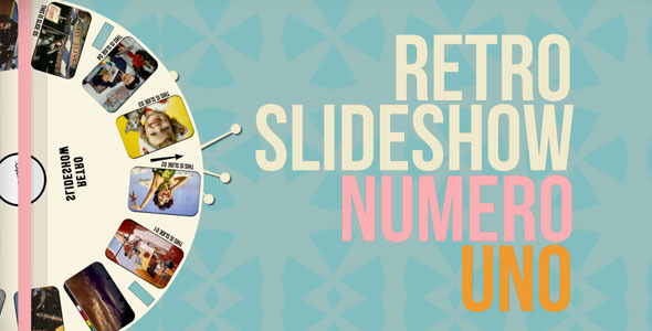Retro Slideshow V1 By Simonbronson Videohive
