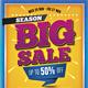 Big Sale Flyer - GraphicRiver Item for Sale