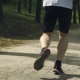 Athletic Legs Running in the Park - VideoHive Item for Sale