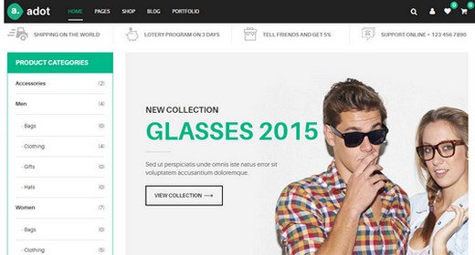Top High-Quality Joomla eCommerce Templates