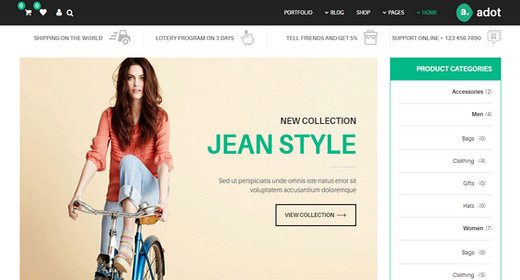 Most Popular Premium VirtueMart Joomla Templates of 2016