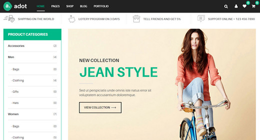 Best Joomla eCommerce Templates