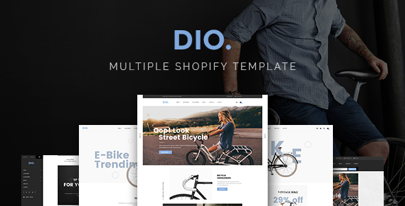 Ap Dio Shopify Theme - Technology Shopify