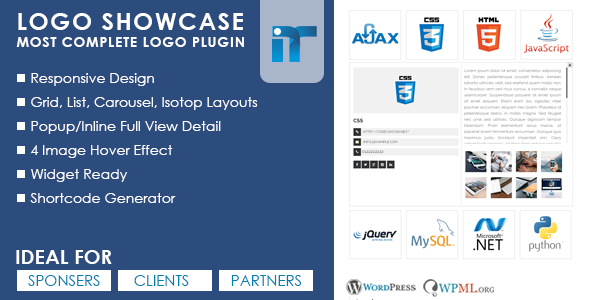Logo Showcase for WordPress - CodeCanyon Item for Sale