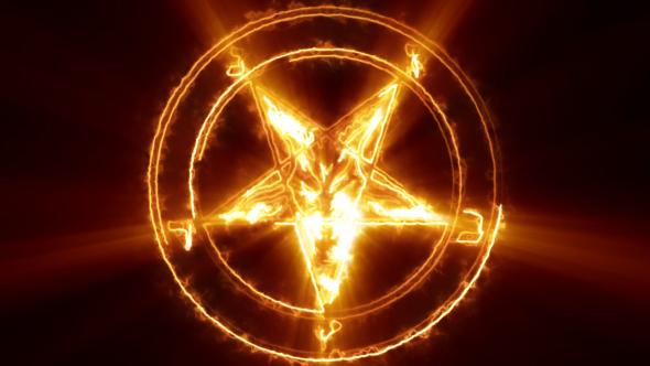 Baphomet Pentagram Symbol By Riotstarter Videohive