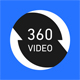 360 Degree VR Clean Corporate Presentation - VideoHive Item for Sale