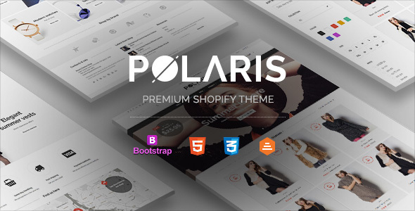 Polaris – Minimal & Powerful Shopify Theme
