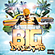 Big Dreams Mixtape Cover Template for Photoshop - GraphicRiver Item for Sale