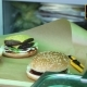 Chef Finishes Cooking Burgers 4 - VideoHive Item for Sale