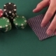 Poker Player Shows Good Cards - VideoHive Item for Sale