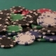Poker Chips Falling Down - VideoHive Item for Sale