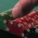 Red Poker Chips Taken Out Of The Box - VideoHive Item for Sale