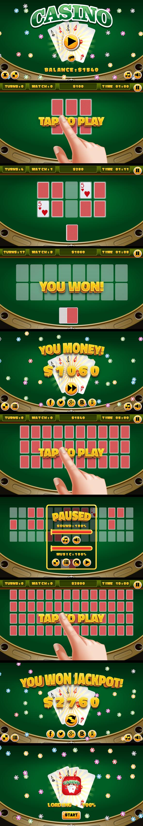 casino deposito gratis