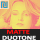 Matte Duotone Action - GraphicRiver Item for Sale