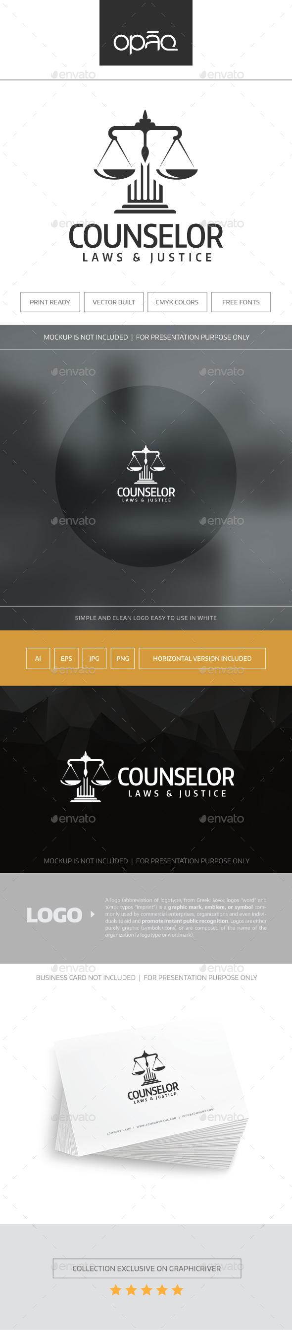 Counselor Logo - Symbols Logo Templates