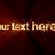 Particle Text / Logo animation - VideoHive Item for Sale
