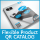 QR Flexible Product Catalog Premium - GraphicRiver Item for Sale