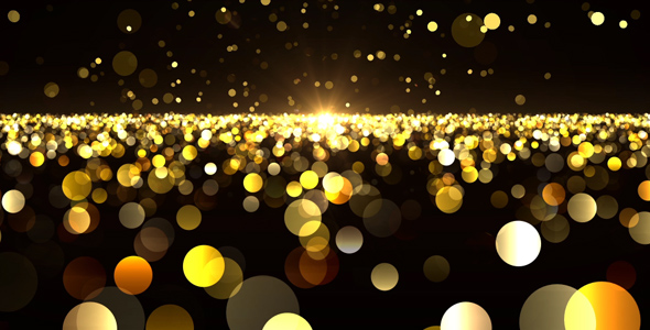 6fc43a173193 Yellow Particles Galaxy by AS 100