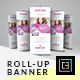 Beauty Care - Roll-Up Banner 2 - GraphicRiver Item for Sale