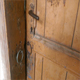 Old Creaky Wooden Door