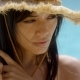 Thoughtful Attractive Woman In a Straw Sunhat - VideoHive Item for Sale