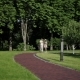 Couple Walks In The Park And Eating Ice Cream - VideoHive Item for Sale