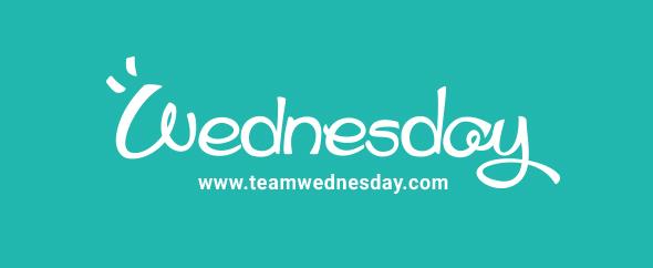 Wednesda logo wide