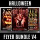 Halloween Flyer Bundle V4 - GraphicRiver Item for Sale