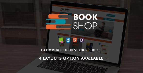 Bookshop – Responsive Prestashop Theme