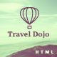 Travel Dojo - Travel Agency Tours HTML/CSS