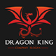 Dragon King Logo - GraphicRiver Item for Sale