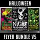 Halloween Flyer Bundle V5 - GraphicRiver Item for Sale