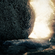 Easter Background - The Stone Is Rolling Away From Jesus' Tomb - VideoHive Item for Sale