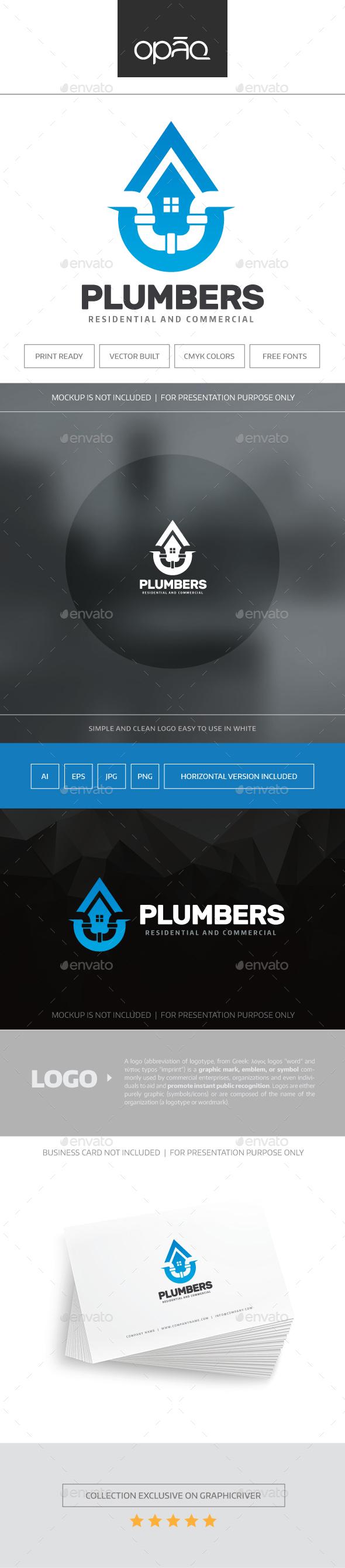 Plumbers Logo