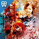 Splash Art 2 Photoshop Action - GraphicRiver Item for Sale