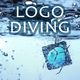 Realistic Diving Logo Reveal - VideoHive Item for Sale
