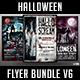 Halloween Flyer Bundle V6 - GraphicRiver Item for Sale