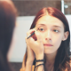 Woman Does Morning Makeup - VideoHive Item for Sale