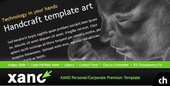 Free Download XANO Personal / Corporate Premium HTML Template Nulled Latest Version