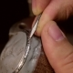 Clock Rim Metal Engraving - VideoHive Item for Sale
