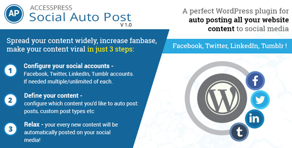 AccessPress Social Auto Post Nulled Scripts