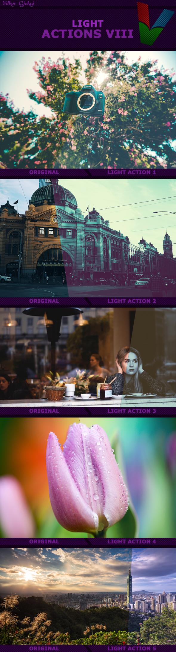 Light Actions VIII