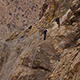 Safety Net of Rockfall in the Mountains  - VideoHive Item for Sale