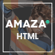 Amaza - Fashion Store HTML Template Nulled