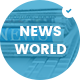 News World | News Magazine PSD Template Nulled