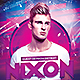 Electro House Artist Flyer v19 - GraphicRiver Item for Sale