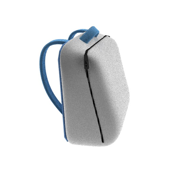 white bag  - 3DOcean Item for Sale
